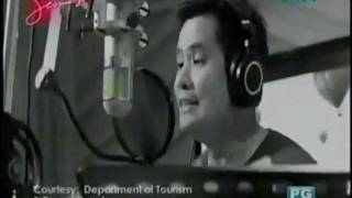 kapuso mo, jessica soho - ft. mr. & mrs. A singing pilipinas, tara na! (0:23) 1.14.12