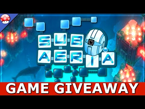 Subaeria Gameplay & GIVEAWAY [PC/STEAM] [ENDED] |