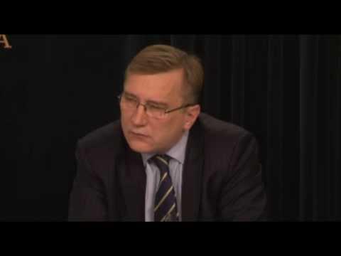 Majandus- ja kommunikatsiooniminister Eesti infoühiskonna arengukavast