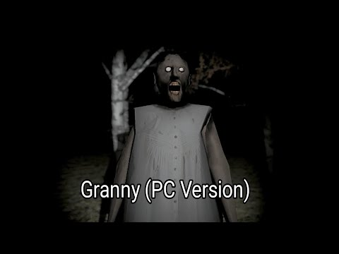 PC Version Of Granny Horror Game - Full Complete Gameplay