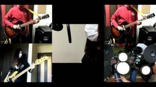 Boku Dake ga Inai Machi ED Band cover