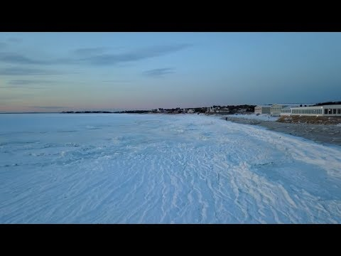 Record Sea Ice Off Massachusetts Blamed on Melting Arctic & Antarctic Temperature Connection (507)