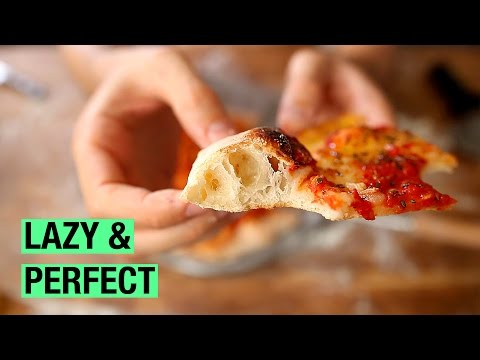 How to make the Best Pizza Dough