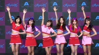 [풀영상] Apink(에이핑크) Album 'Pink UP' Showcase (쇼케이스, FIVE)