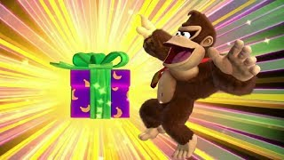 Donkey Kong Country: Tropical Freeze - All K-Levels
