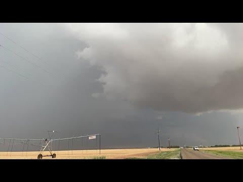 Tornado Warning Lubbock