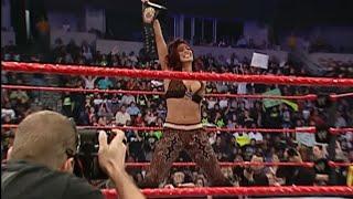 Melina dethrones WWE Women