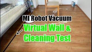 Xiaomi Robot Vacuum Virtual Wa…