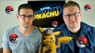 Cinefanatics - Detective Pikachu Official Trailer #1 Reaction