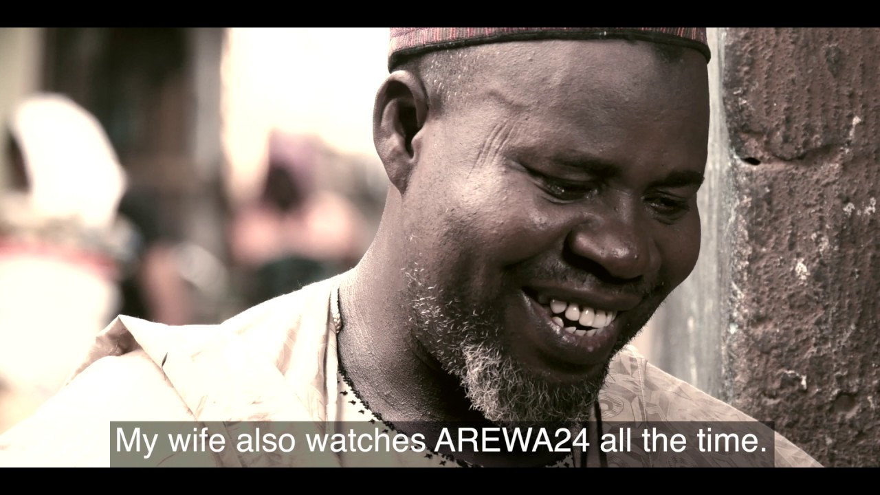 Download Arewa24 - 24/7 all-Hausa channel on DStv (261)