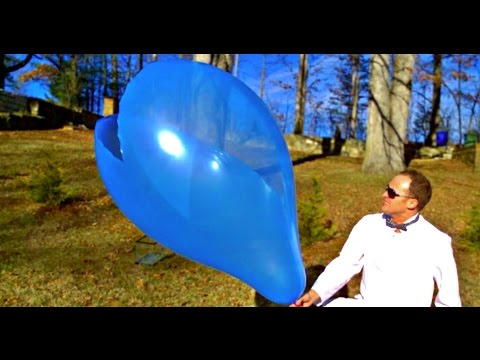 EPIC SLOW MO COMPILATION (Giant Balloons, Giant Poppers, Firecrackers, Explosions) - Slow Mo Lab