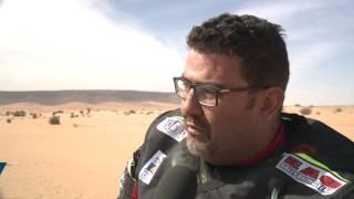 AFRICA ECO RACE 2017 - Etape 8