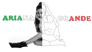 Ariana Grande Draw My Life A Timeline Story Youtube