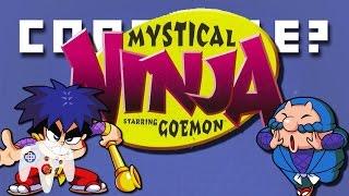 Mystical Ninja Starring Goemon (N64) - Continue?