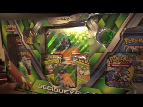Opening A Decidueye GX Premium Collection Box from Amazon Warehouse