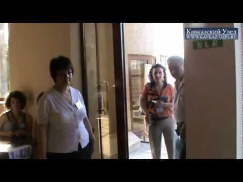 Начало выборов в Нагорном Карабахе