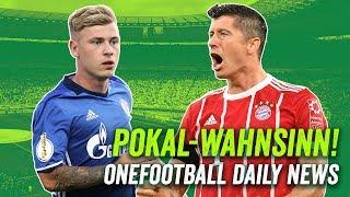 DFB-Pokal: Das Deutsche Clasico Bayern vs. BVB und VAR-Neuerungen! - Daily News