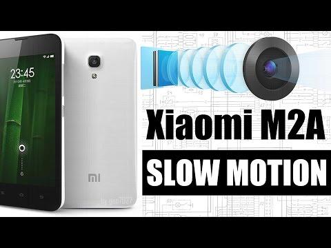 Xiaomi Slow Motion Camera - Xiaomi Mi2A (720p 90fps)