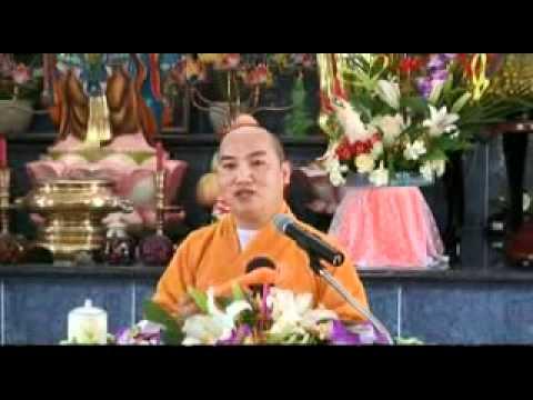Mat Thuong Nhin Cuoc Doi 1/2 - DD Thich Phuoc Tien