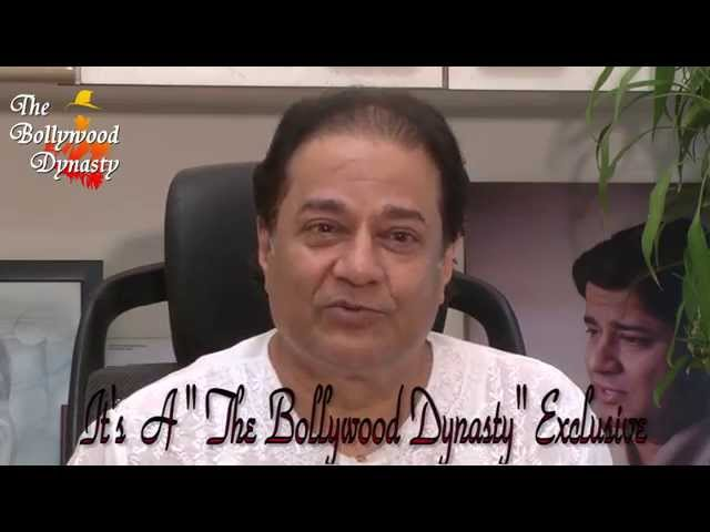 Exclusive Interview of Anup Jalota Part-1