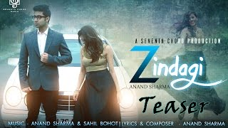 Zindagi - Teaser || Anand Sharma || Latest Song 2015 || Seventh Chord Music