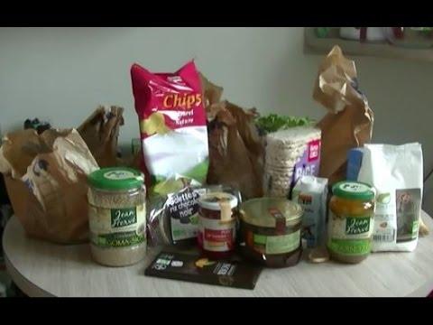 Mes courses végétaliennes, bio et sans gluten #2 (Biocoop)