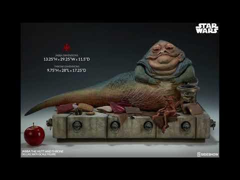 Sideshow Jabba the Hutt