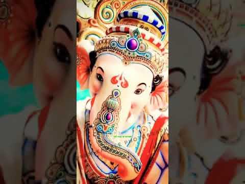 Download HAPPY GANESHA CHATURTHI Fullscreen status || Gananayakaya Ganadaivataya || Ganesha || PEKO CREATION