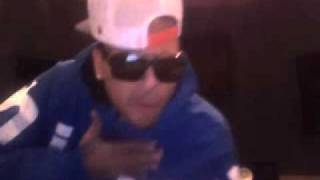 Chris Brown- She Can Get It- Ustream 02.01.10