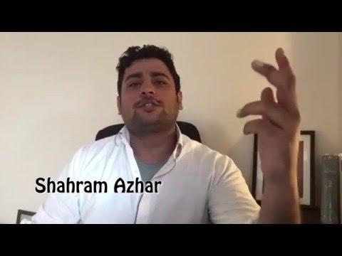 Shahram Azhar for Songs of Freedom 2016