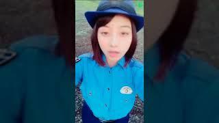 橋本環奈 LINE LIVE 20170903 警視庁いきもの係.