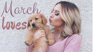 MARCH FAVORITES | LOTS OF DRUGSTORE FAVES!