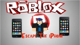 Roblox | Escape the iPhone #3