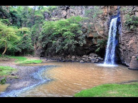 'Makalia Falls' at Lake Nakuru National Park
