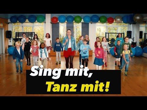 Sing mit, Tanz mit -  Kindertanz HIT von Simone Ludwig