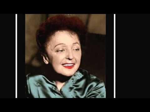 """Edith Piaf:""""Mon Dieu""""-en Anglais !"""