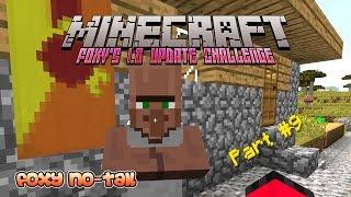 Foxy's Minecraft 1.8 Update Challenge [9] - Banner Time