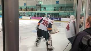 Petr Cech making his debut for the Guildford Phoenix. Guildford Phoenix Vs Swindon WildCats 2