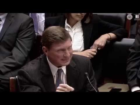CEO Fanning testifies on the importance of the full energy portfolio
