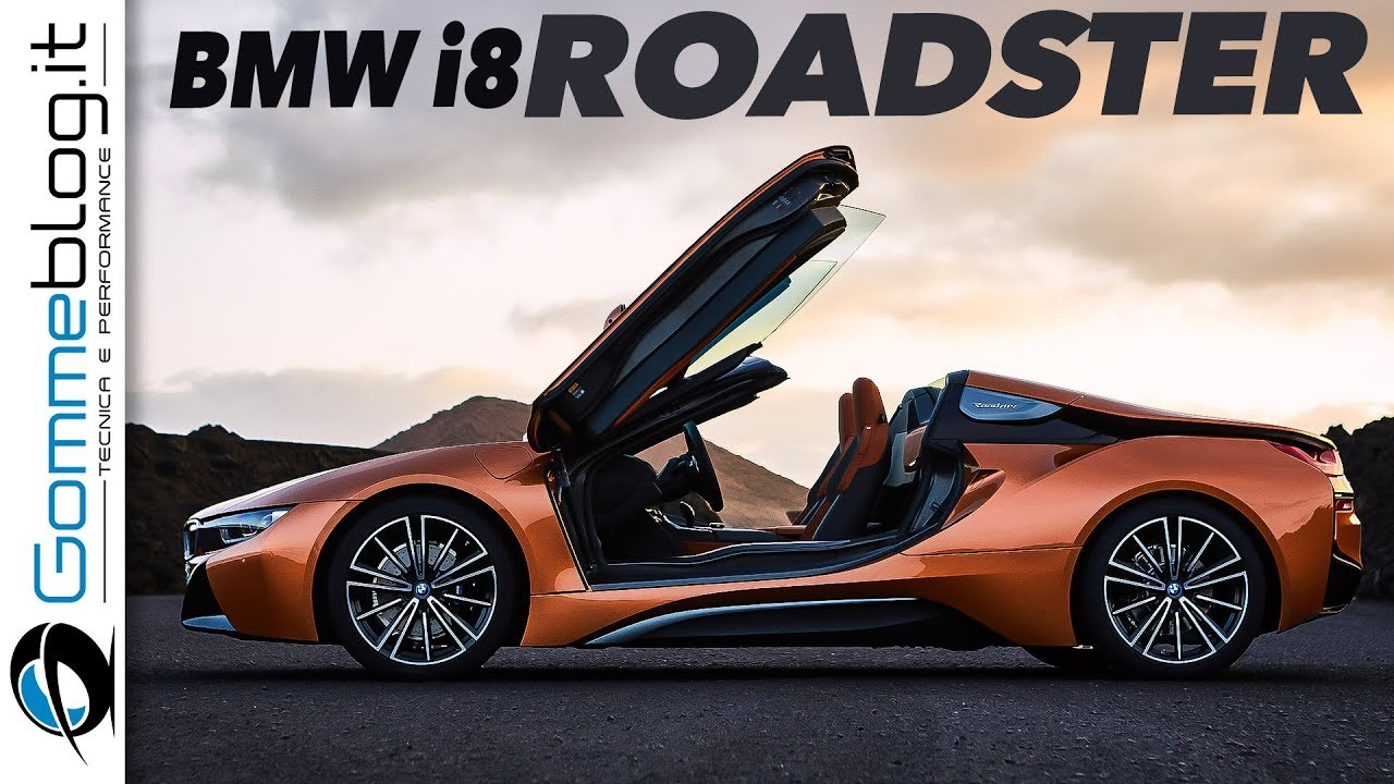 I8 Exterior: New BMW I8 Roadster And BMW I8 Coupe