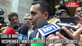 Crisi Whirlpool, Di Maio: