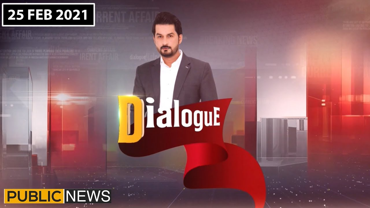 Dialogue with Adnan Haider | 25 Feb 2021 | Public News