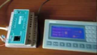 Programmazione PLC OWEN 150, IP320, CODESYS 2.3.