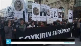 عودة قضية مذابح الأرمن إلى الواجهة