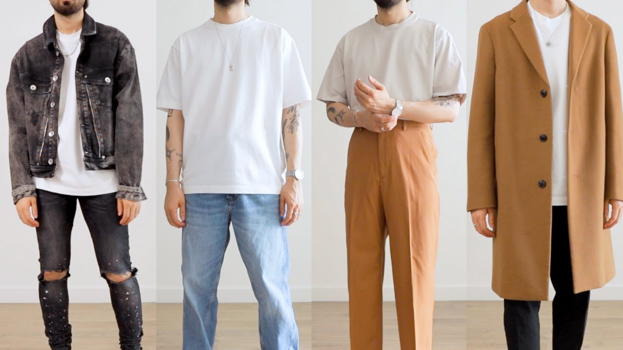 How To Style Oversized Tees