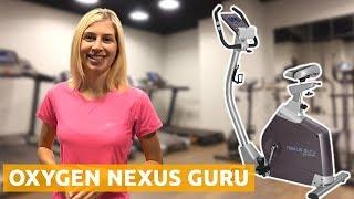 Велоэргометр OXYGEN NEXUS GURU UB HRC - Велотренажер для дома