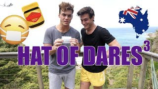 HAT OF DARES 3!!