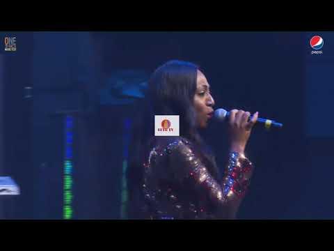 DAKORE EGBUSON PERFORMS LIVE ONE AFRICA MUSIC FEST DUBAI
