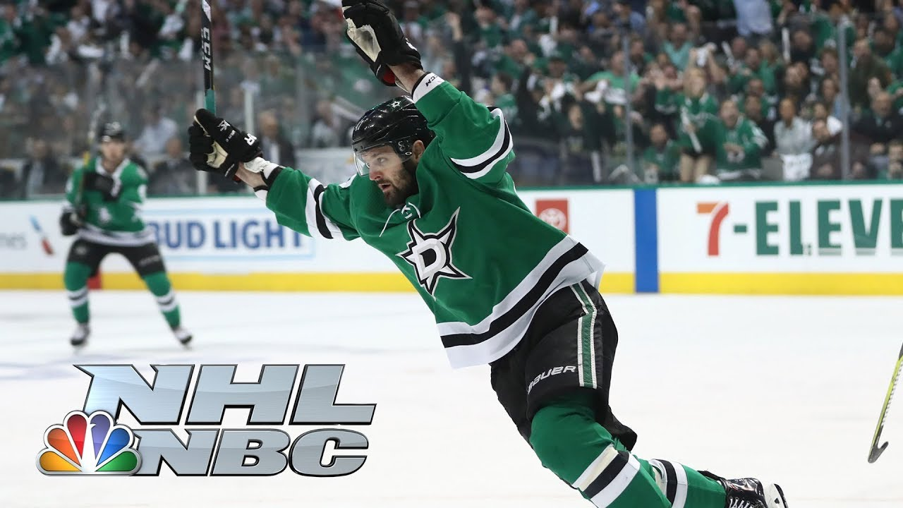 Stars top Predators in OT to advance to second round of Stanley Cup playoffs