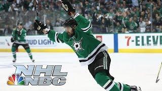 NHL Stanley Cup Playoffs 2019: Predators vs. Stars | Game 4 Highlights | NBC Sports